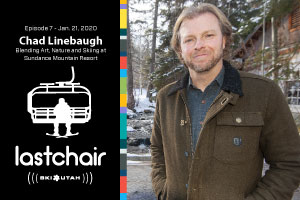 Chad Linebaugh: Blending Art, Nature and Skiing at Sundance Mountain Resort thumbnail