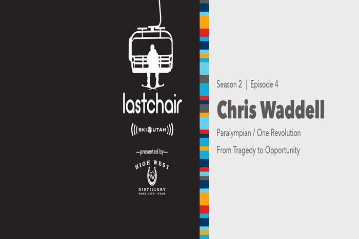 Chris Waddell: Tragedy to Opportunity