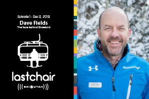 Dave Fields: The face behind Snowbird thumbnail