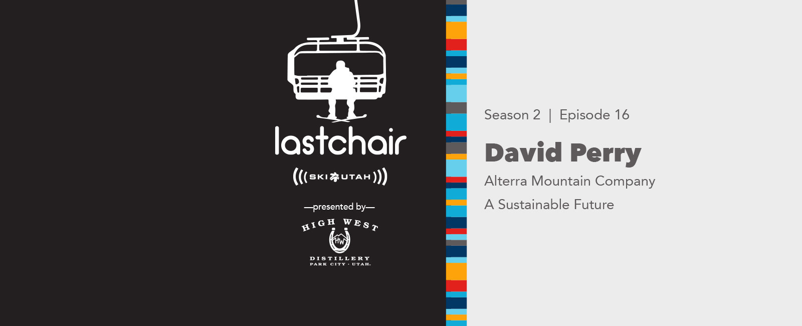 David Perry: A Sustainable Future