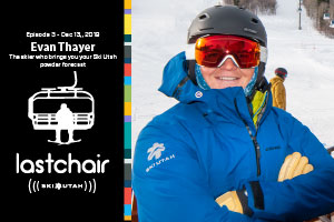 Evan Thayer: The skier who brings you your Ski Utah powder forecast thumbnail