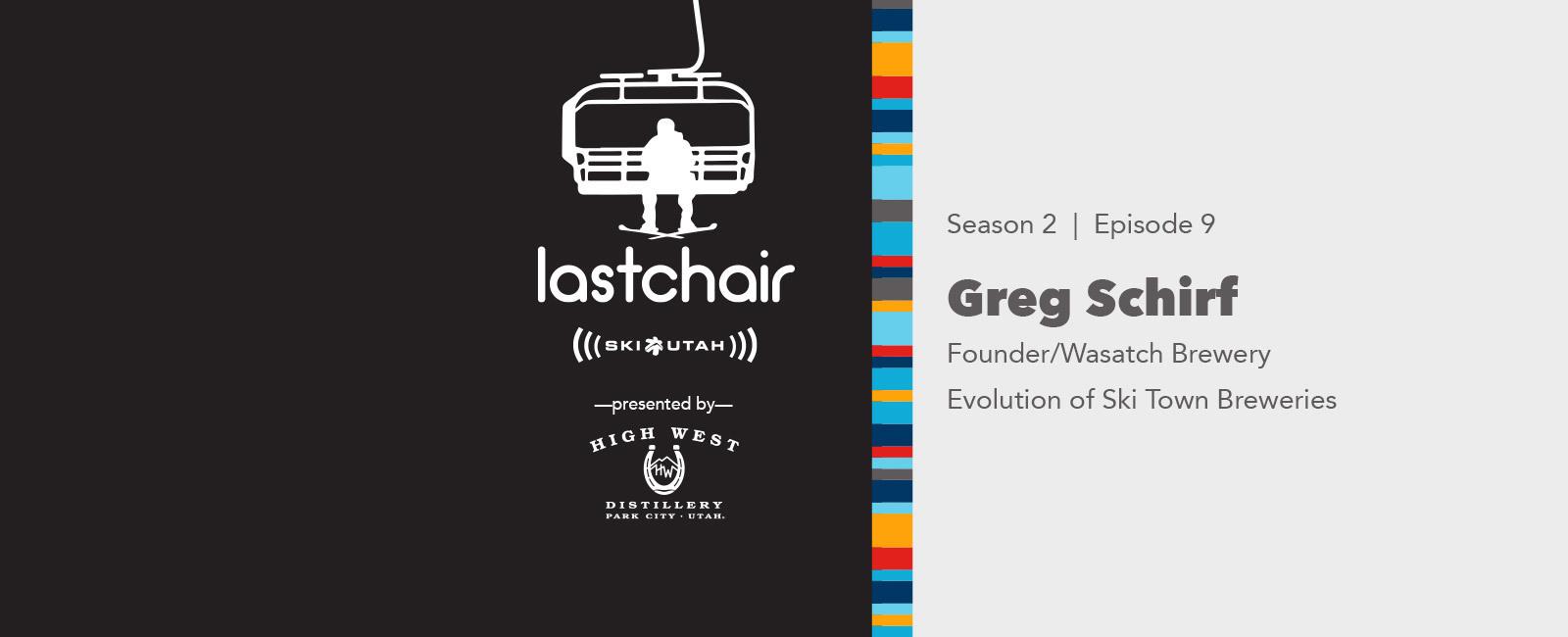 Greg Schirf: Evolution of Ski Town Breweries