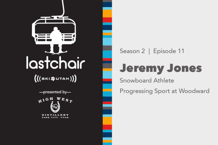 Jeremy Jones: Progressing Sport at Woodward