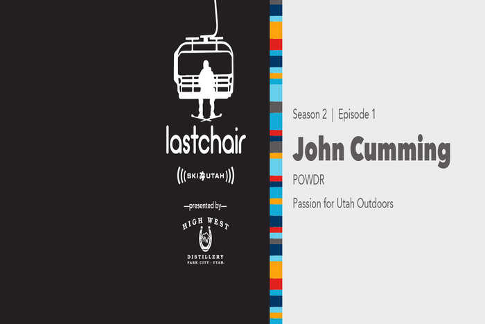 John Cumming: Passion for Utah and Outdoors