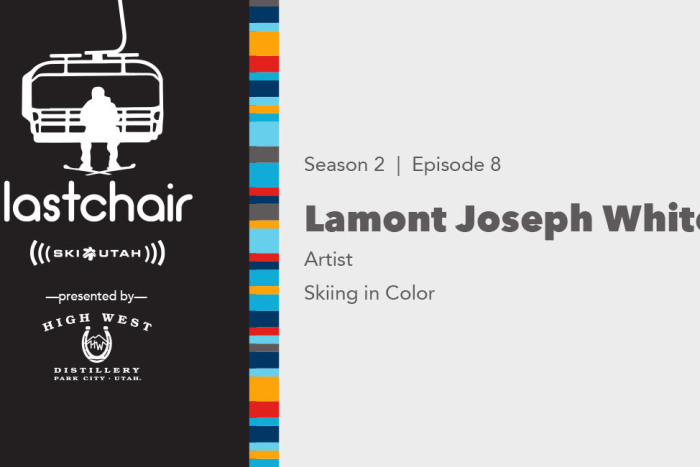 Lamont Joseph White: Skiing in Color thumbnail