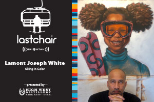 Lamont Joseph White: Skiing in Color thumbnail