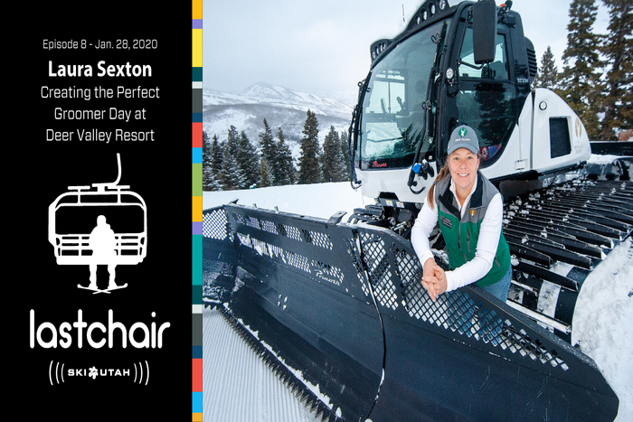 Laura Sexton - Creating the Perfect Groomer Day at Deer Valley Resort