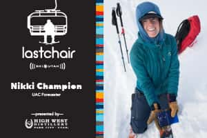 Nikki Champion: Outdoor Adventurer Helping Keep Backcountry Safe thumbnail
