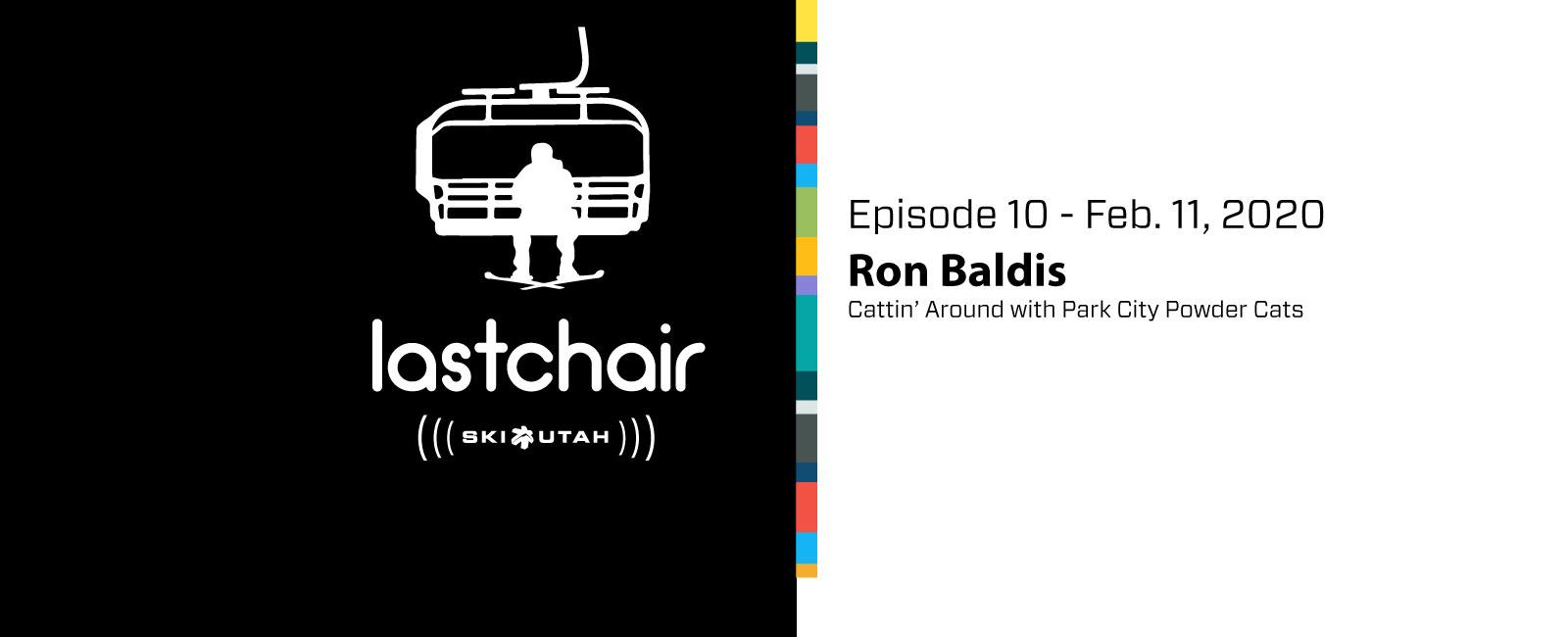 Ron Baldis - Park City Powder Cats
