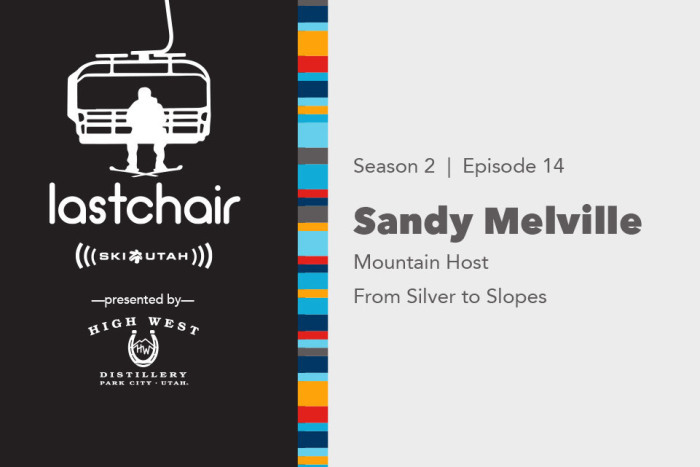 Sandy Melville: Silver to Slopes