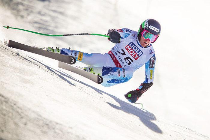 Ligetys Giant Slalom Style