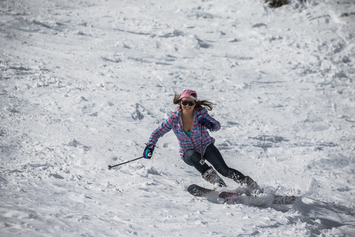 10 of the Best Spring Skiing Runs in Utah