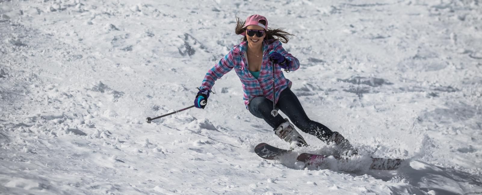 10 of the Best Spring Skiing Runs in Utah