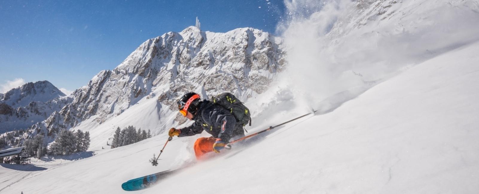 5 Reasons to Choose Snowbasin this Year