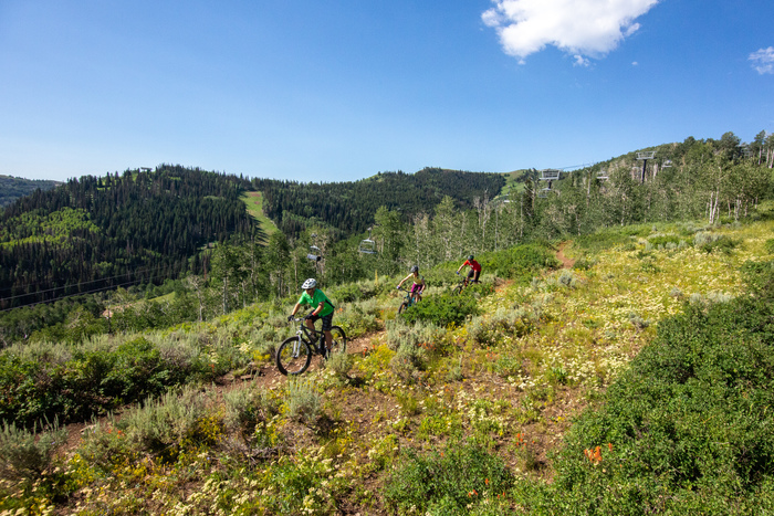 Best Intermediate Mountain Bike Trails in the Wasatch