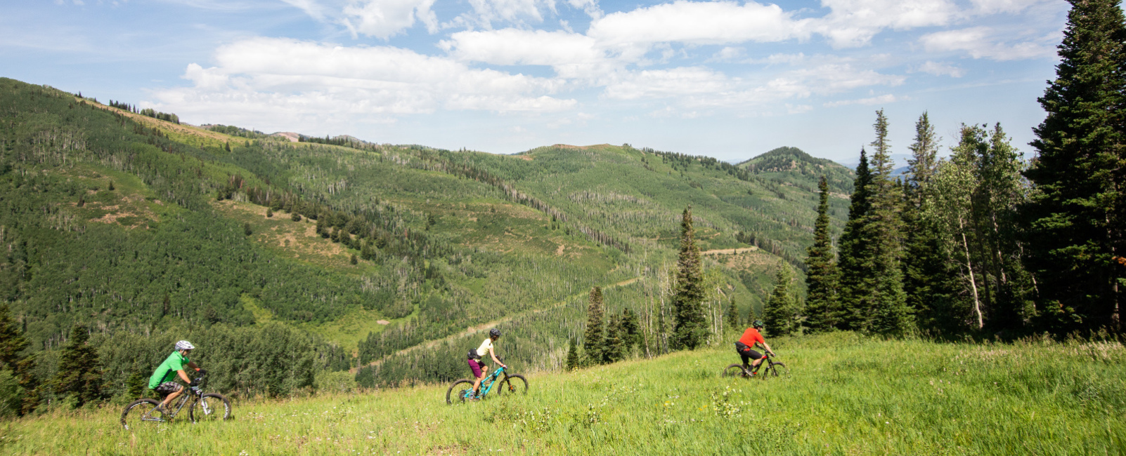 Earn Your Turns: The Best XC MTB Rides at Utah Resorts