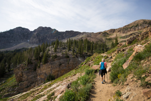 Family Backpacking Getaways Near Salt Lake City thumbnail