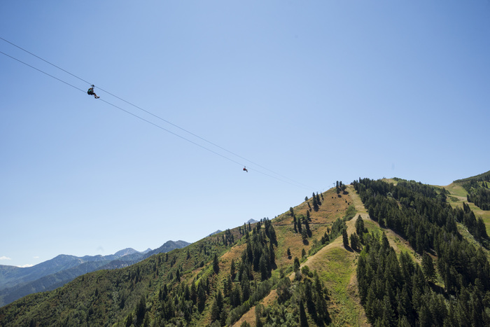 Gravity-fueled Summer Activities in Utah: Mountain Coasters, Alpine Slides, Ziplines, Tubing and More