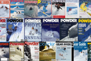 In Fond Remembrance of Powder, the Skier's Magazine thumbnail
