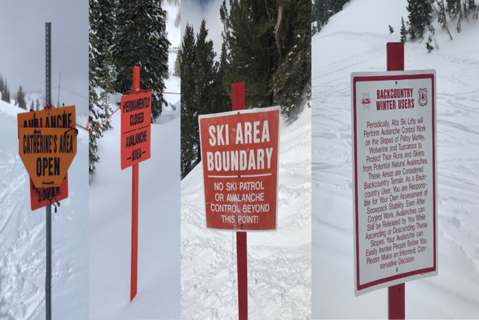 Resorts, Backcountry and the Rope Lines Between