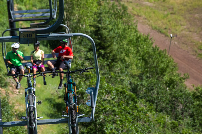 The Best Lift-Served Bike Trail at Every Utah Resort
