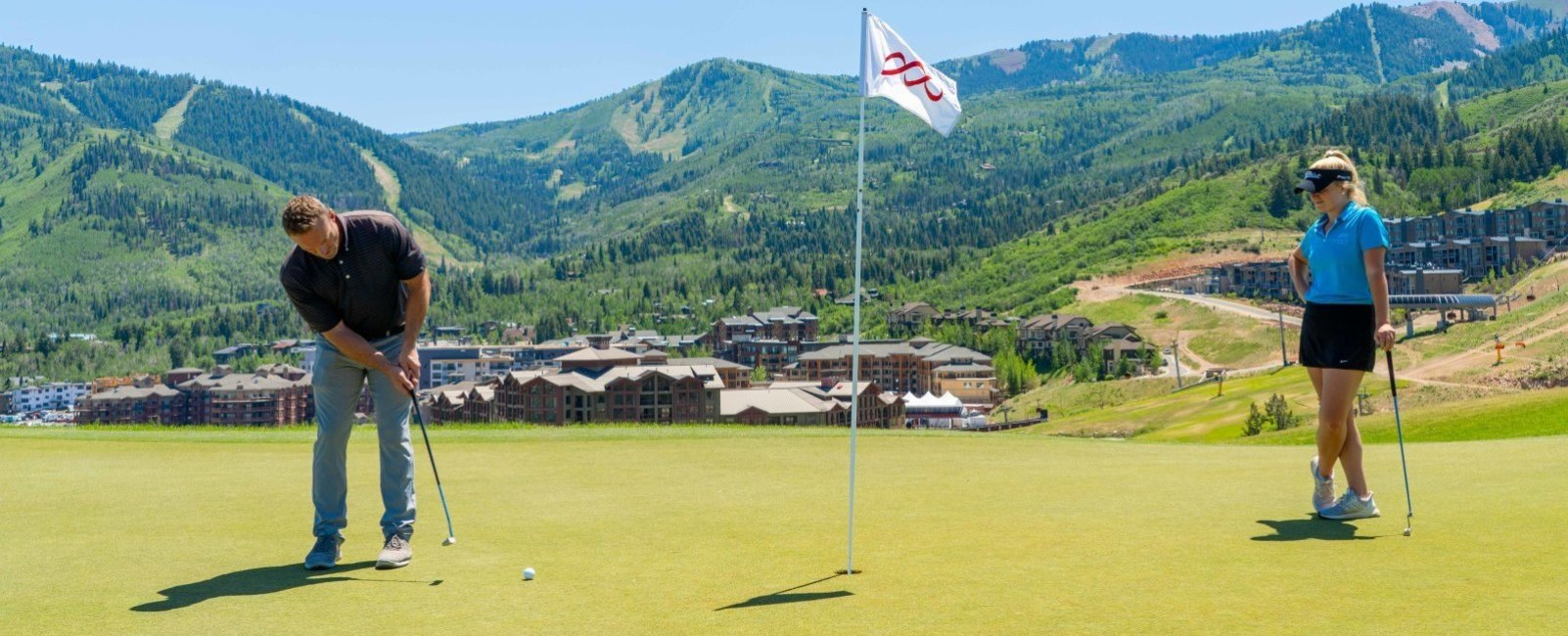 The Best Golf in the Utah Mountains