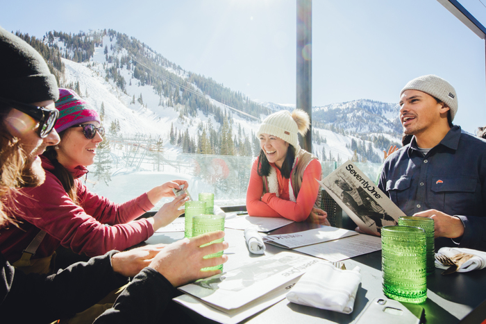 The Best Lunch Options at Snowbird