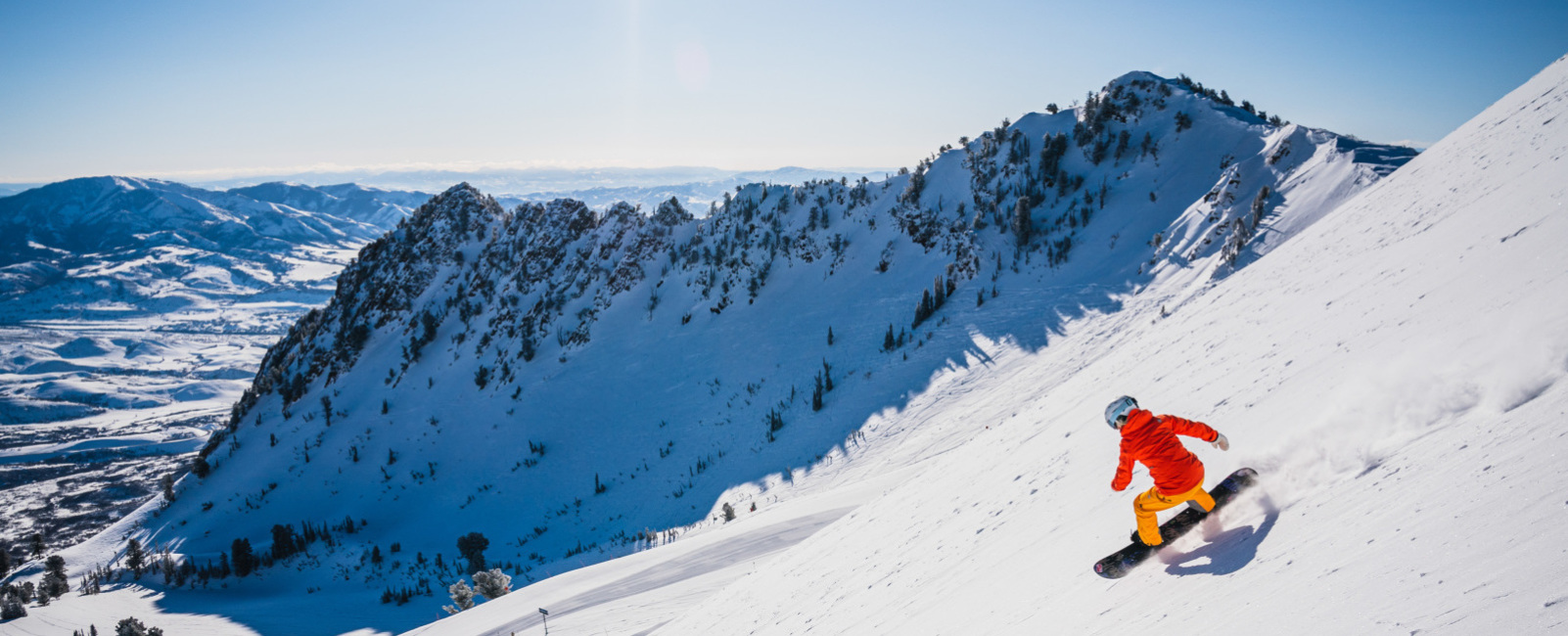 The Different Sides of Snowbasin