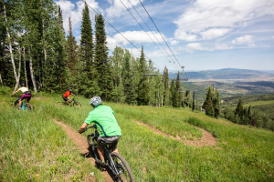 Go With the Flow: Lift-Served Mountain Bike Flow Trails at Utah Resorts  thumbnail