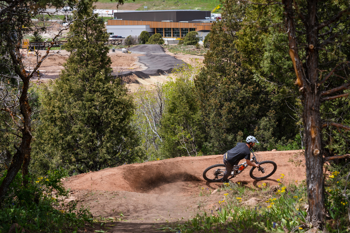 Woodward Park City is Utah's Newest Lift-Served Mountain Bike Paradise