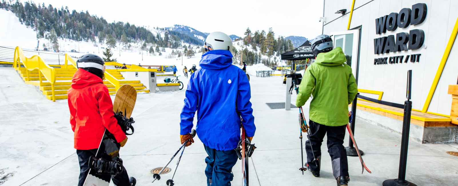 Woodward Park City Isn't Just for Pros