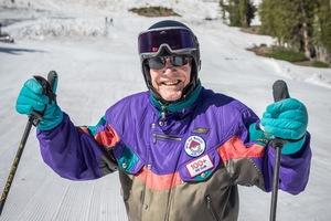 100th Birthday On Skis thumbnail