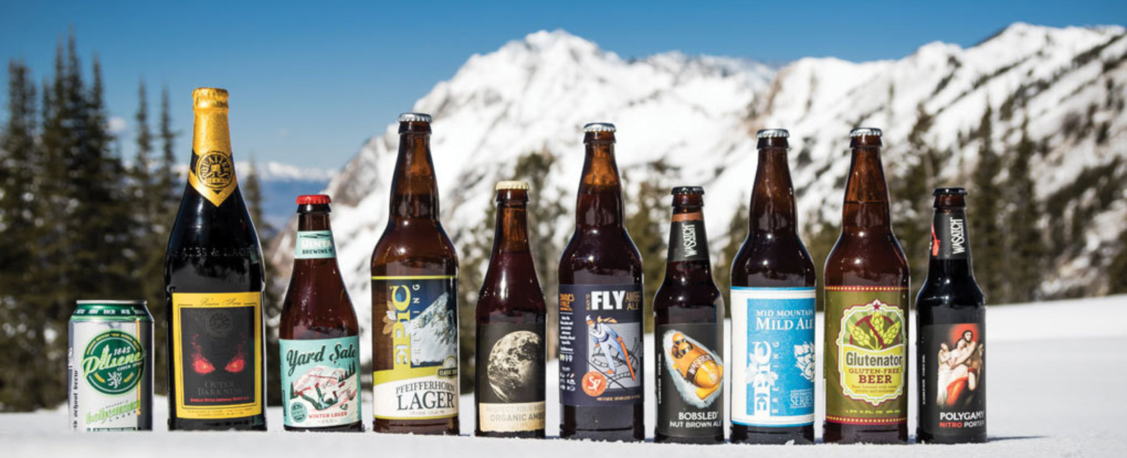 12 Quenchable Utah Craft Beers