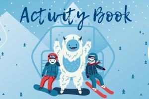 15 Resort Ski Activity Booklet thumbnail