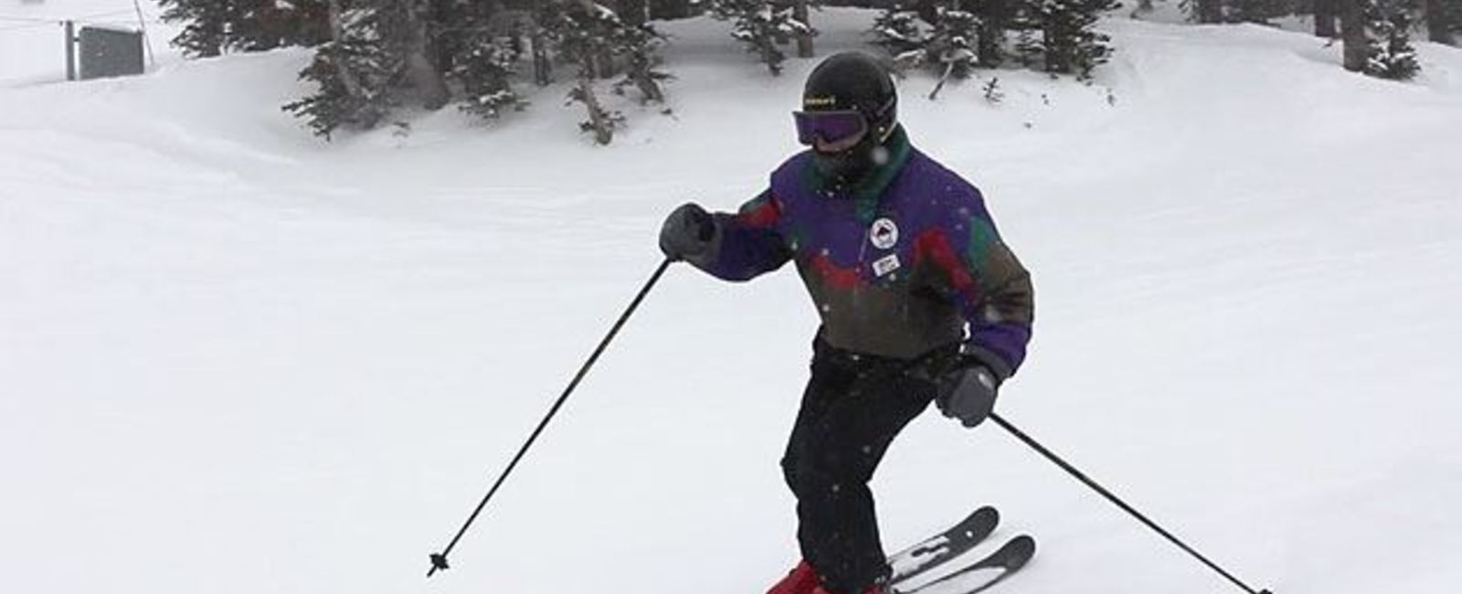 Words of Wisdom from 96 Year Old Skier, George Jedenoff