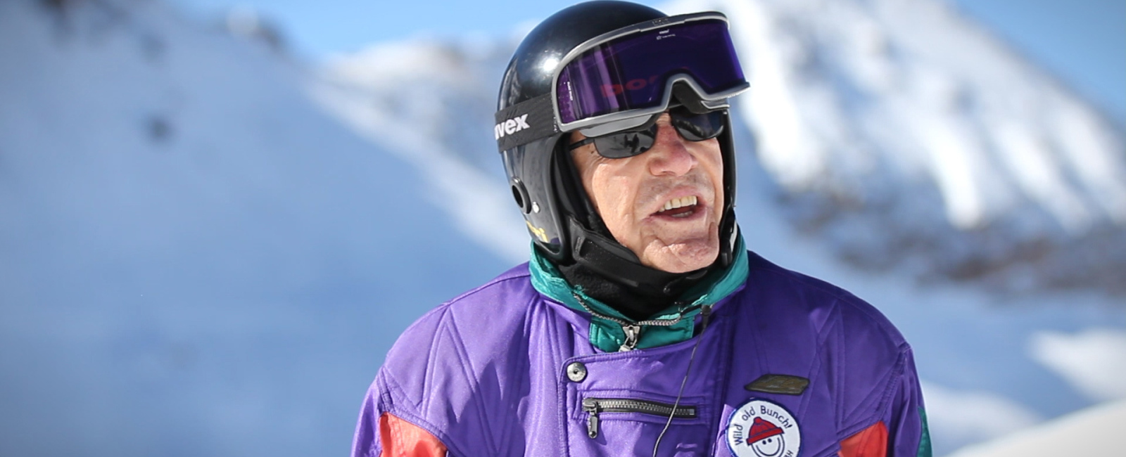 98-Year-Old Skier George - The Powder Philosophy