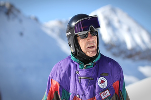 98-Year-Old Skier George - The Powder Philosophy  thumbnail