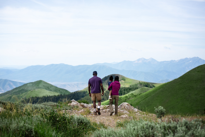 """A """"New Normal"""" Summer in the Wasatch Mountains"""