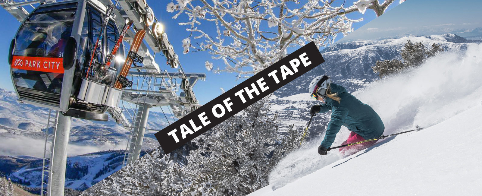 America's Two Largest Ski Resorts