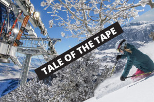 America's Two Largest Ski Resorts thumbnail