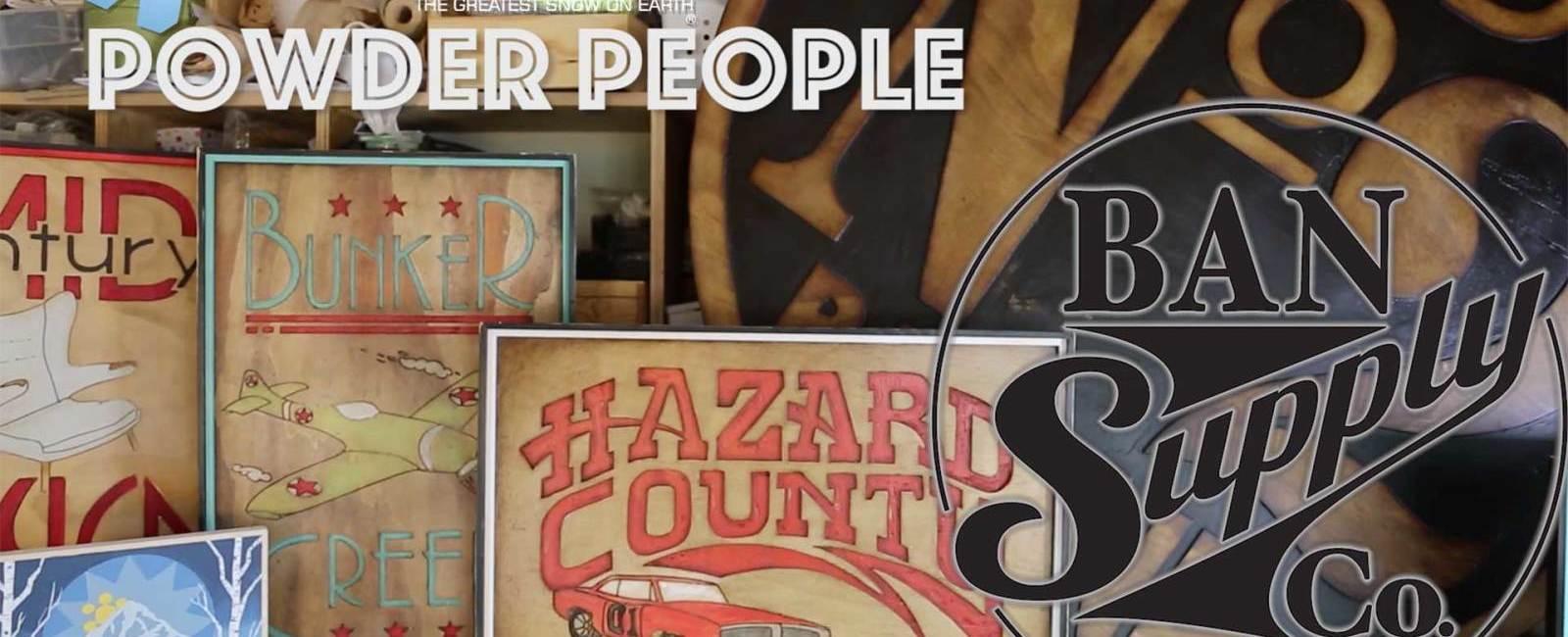 BAN Supply Co. - Ski Utah Powder People