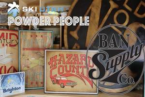 BAN Supply Co. - Ski Utah Powder People thumbnail