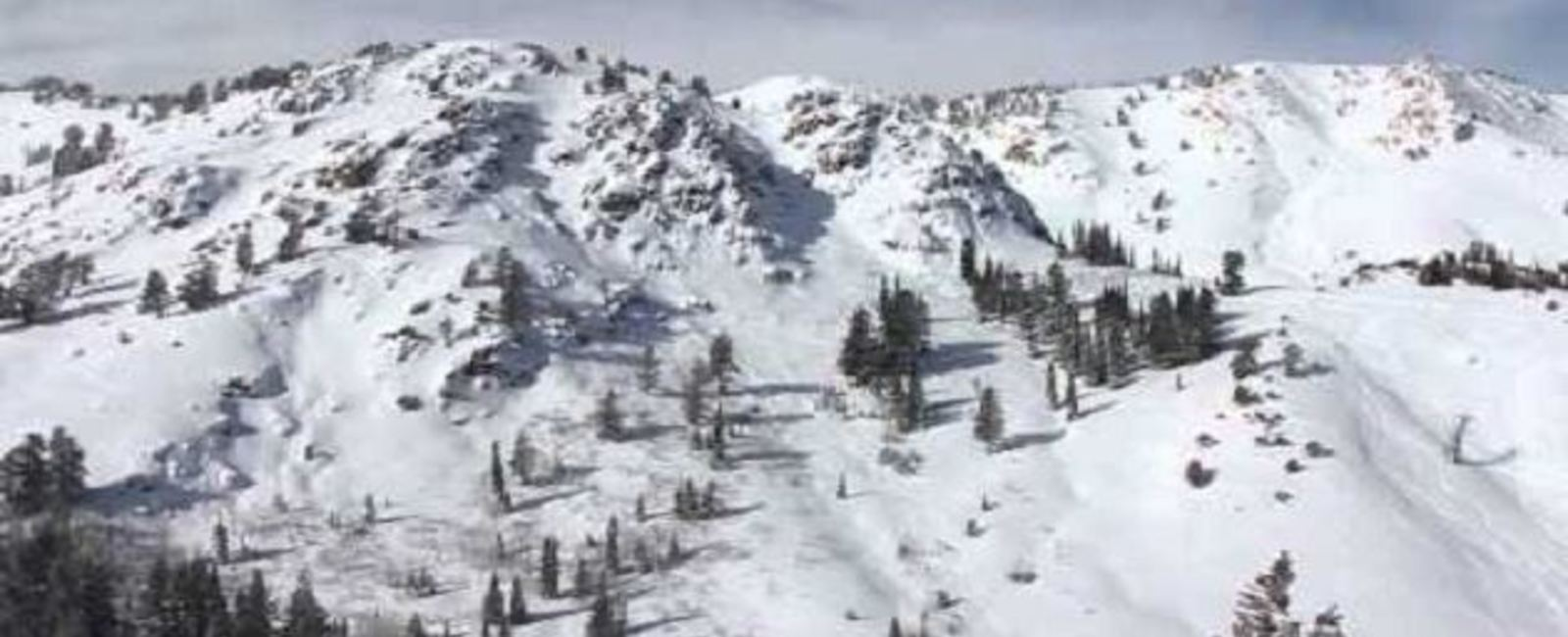 Bluebird Powder Day at Powder Mountain - 1-24-2012