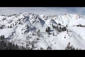 Bluebird Powder Day at Powder Mountain - 1-24-2012  thumbnail