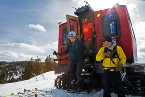 Snowcat Skiing And Skiing With Cats thumbnail