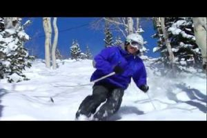 Deer Valley Powder Skiing thumbnail
