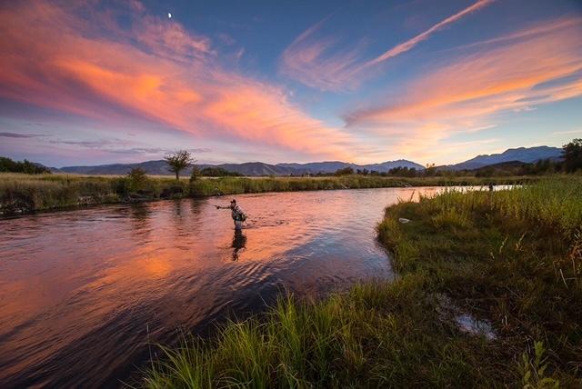 Sundance Mountain Resort Fly Fishing