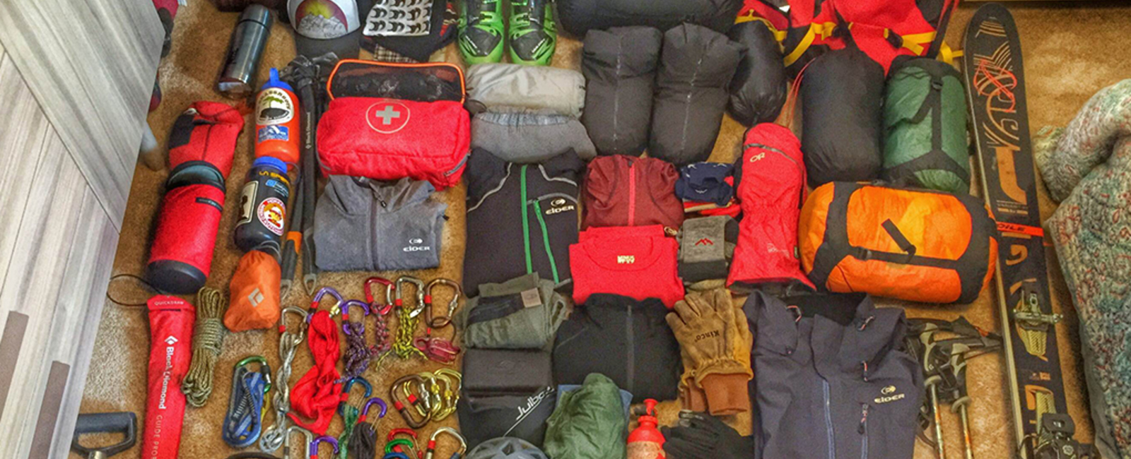 Experts' Tips on Packing for a Day of Backcountry Skiing
