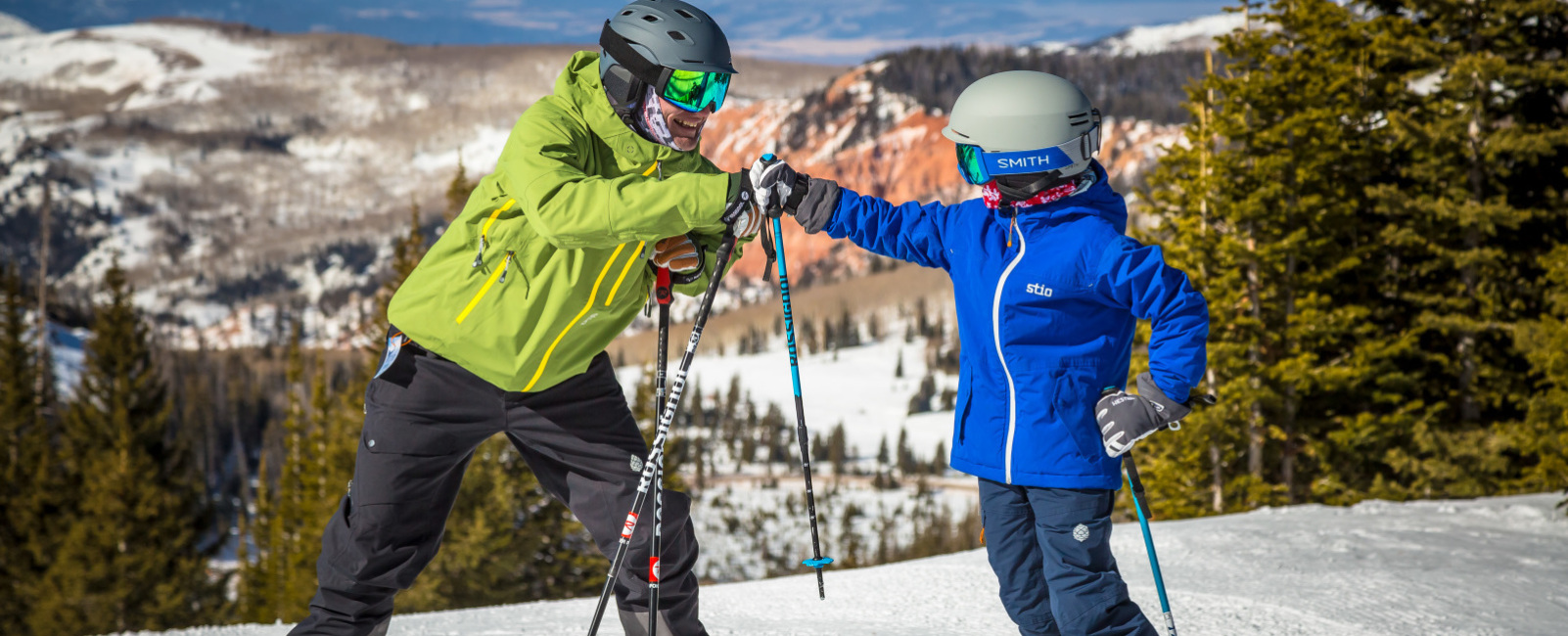 Exploring Utah's Smaller Resorts with the 5th & 6th Grade Passport