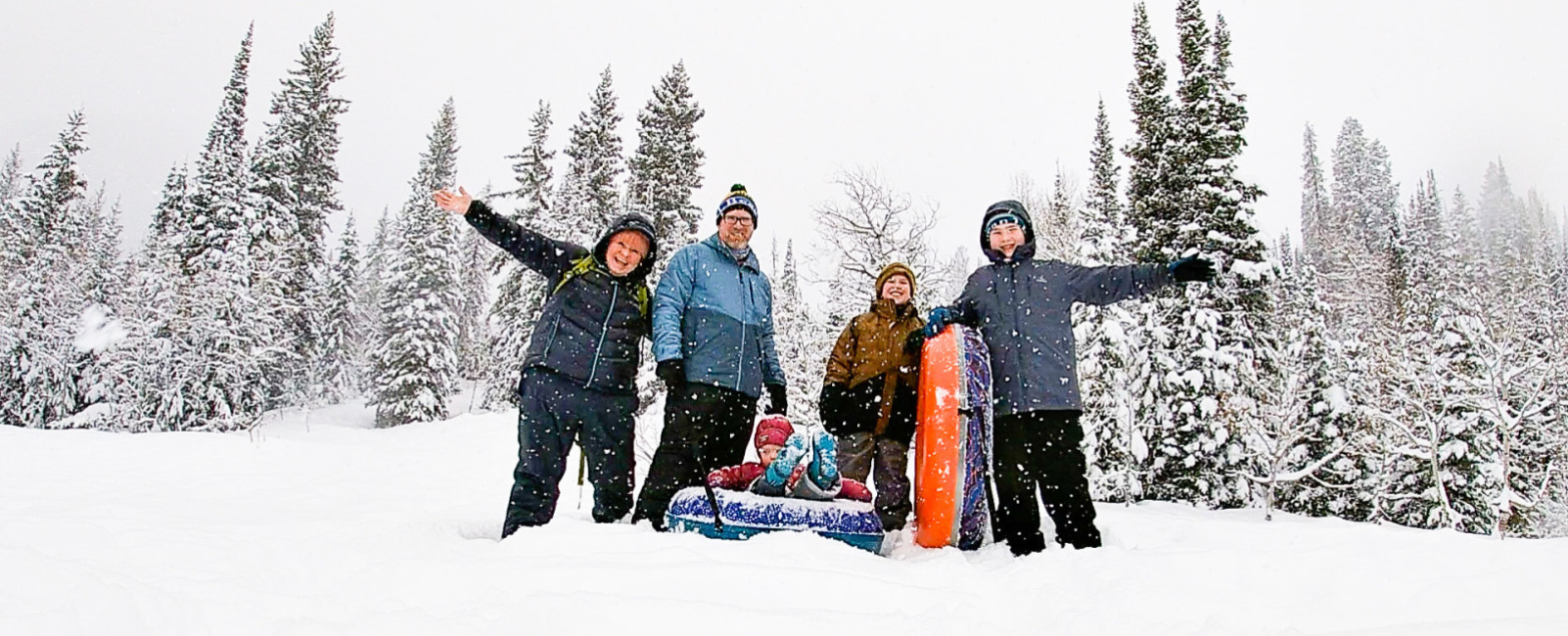 Family Winter Activities For Non-Skiers